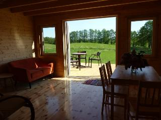 Beautiful House with Trampoline and Balcony - Mragowo vacation rentals