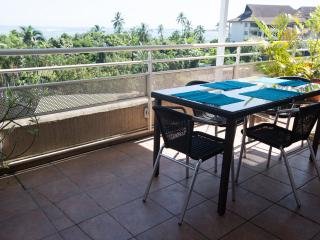 Appartement Diva - vue mer proche Papeete - 4 pers - Faaa vacation rentals