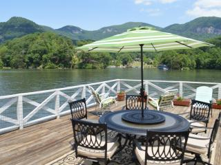 Lakefront  Most Spectacular views lake,Mountains - Lake Lure vacation rentals