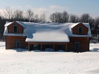 New 4 Bedroom 2 Bath Cabin, Minutes from Salmon Ri - Orwell vacation rentals