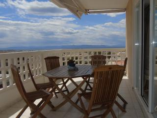 Penthouse with panoramic sea views - Glyfada vacation rentals