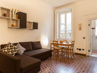 Large two rooms apartment full of charme - Milan vacation rentals