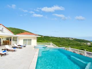 Villa Star, Red Pond Estates, St. Maarten - Dawn Beach vacation rentals