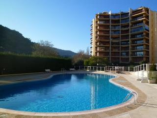 ETAGE ELEVEE PLEIN SUD PARKING PISCINE [220la] - La Napoule vacation rentals