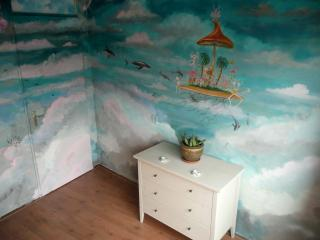 FireJuice vegan B&B - Art and good vibes in North - Amsterdam vacation rentals
