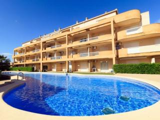 Cozy 1 bedroom Condo in Denia with A/C - Denia vacation rentals