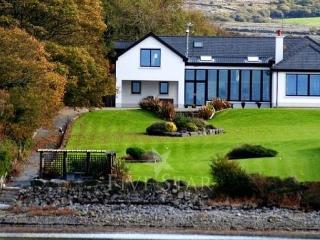 Magnificent 5 Bedroom House Fronting the Shoreline - Ballyvaughan vacation rentals