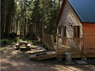 2 bedroom Chalet with Television in Logie Coldstone - Logie Coldstone vacation rentals