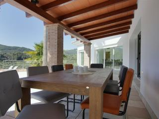 Villa Nibo in the hills of Monda - Monda vacation rentals