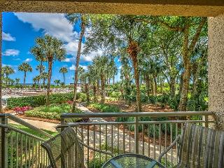 433 Captains Walk-Oceanfront, walk right from your patio to the pool & ocean. - Daufuskie Island vacation rentals