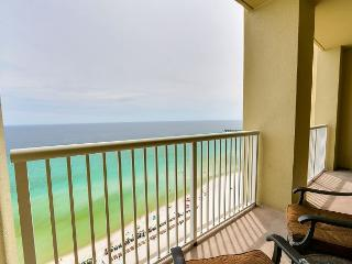 Luxury Condo w/ Gulf Front Balcony~2 Pools-Hot Tubs-Kiddie Pool-BBQs-Gym+MORE - Panama City Beach vacation rentals