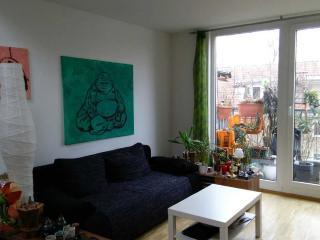 Schöne helle 2 Zimmerwohnung am Stadtpark - Hamburg vacation rentals