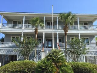 Oceanfront Home with Pool, Spa, Viewing Porches, and Private Beach Access! - Isle of Palms vacation rentals