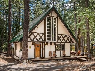 Picturesque Tahoe City Chalet + Guest House - Tahoe City vacation rentals