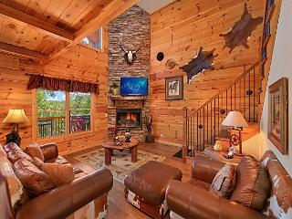 MAJESTIC FOREST: One-of-a-Kind Gorgeous Luxury 3/5 Cabin in Great Location!! - Pigeon Forge vacation rentals