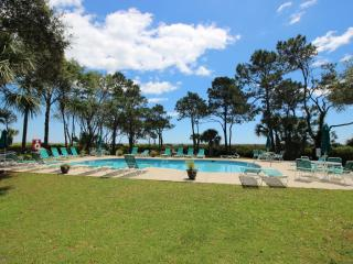 $100 OFF WEEKLY STAYS UNTIL 3/31/17-Private Balcony with Ocean View, Onsite - Hilton Head vacation rentals