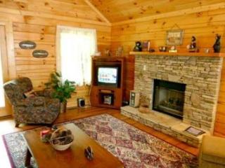 Nice Cabin with Deck and Internet Access - Gatlinburg vacation rentals