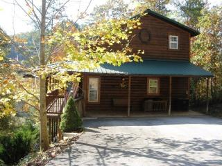 Beautiful Cabin with Deck and Internet Access - Pigeon Forge vacation rentals