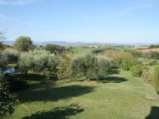 Beautiful family home with stunning Tuscan views - Petrignano vacation rentals