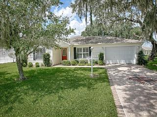 Designer home overlooking the lake with complimentary golf cart - The Villages vacation rentals
