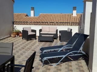 Bellaluz Apartment with large private roof terrace - Region of Murcia vacation rentals