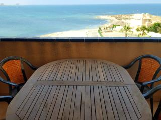 Puerto Escondido, beach front La Manga Vacations - La Manga del Mar Menor vacation rentals