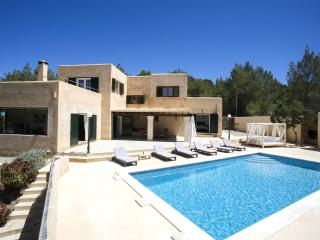 Fantastic 12pax villa nice views over Sant Antoni - San Jose vacation rentals