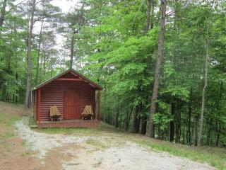 H & P Cabins,secluded area, by the Kentucky River - Beattyville vacation rentals