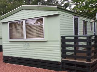 Beautiful 2 bedroom Caravan/mobile home in Blair Atholl with Television - Blair Atholl vacation rentals
