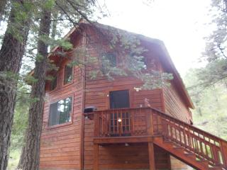 Casa Angeles Nature Retreat on Cedar Creek now with cable/WIFI - Ruidoso vacation rentals