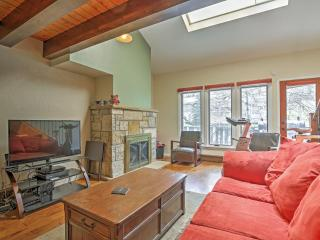 Charming 2BR + Loft Vail Townhome w/Wifi, Private Patio & Fabulous Mountain Views! Terrific Location - Close to World-Class Skiing! - Vail vacation rentals