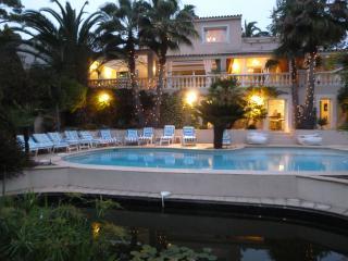 Superb Neo - Provencal 9 bedroom luxury villa - Juan-les-Pins vacation rentals
