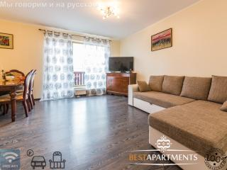 Apartment with balcony and free parking - Tallinn vacation rentals