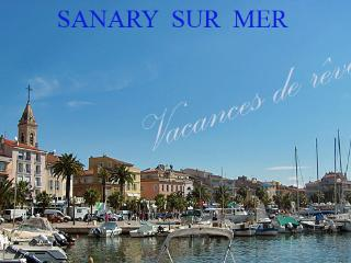 Nice Studio with Internet Access and A/C - Sanary-sur-Mer vacation rentals