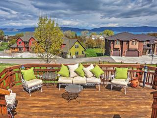 New Listing! Magnificent 5BR Garden City House w/Wifi, Stunning Lake Views & Spacious Deck w/Patio Furniture - Close Proximity to Beaver Mountain & Outdoor Activities! - Garden City vacation rentals