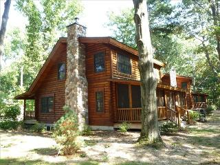 Enoy Our Beautiful, Spacious & Clean Cabin - Saugatuck vacation rentals