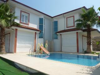 Wonderful Twin Villa With Pool - Camyuva vacation rentals