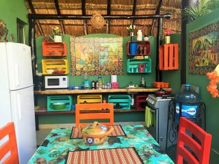 Sexy Mexican Outdoor Kitchen - Tulum vacation rentals