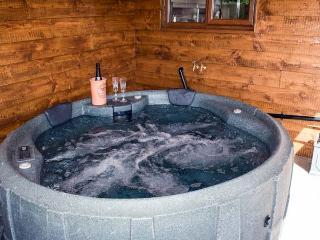 KINGFISHER LODGE, all ground floor, detached, hot tub, WiFi, pet-friendly, Brandesburton Ref 937111 - Brandesburton vacation rentals