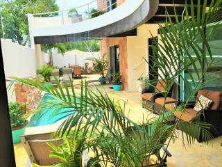 3 Bedrooom Mexican Villa Sleeps 6, Afffordable - Tulum vacation rentals