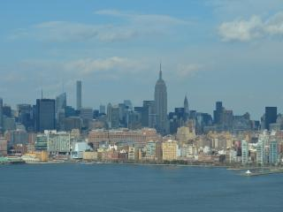 BREATHTAKING NYC SKYLINE VIEW,PARKING,TRAIN,RCT1 - Jersey City vacation rentals