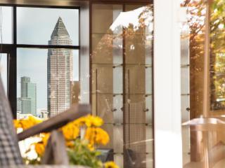 penthouse @fair, skyline, roofgarden 2 bathrooms - Frankfurt vacation rentals