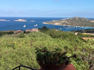 Villa Roccette stunning  view  to Cala Volpe - Cala di Volpe vacation rentals