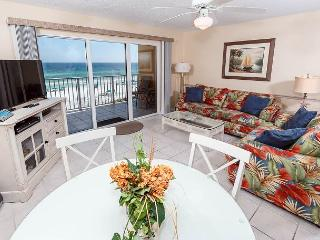 GD 406: BEAUTIFUL GULF FRONT ONE BEDROOM CONDO - Fort Walton Beach vacation rentals