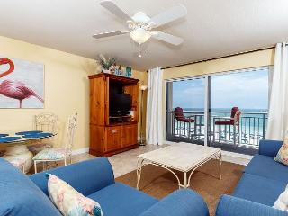PI 406:TAKE A LOOK!THE PERFECT BEACH RETREAT!UPSCALE 1BR/2BA BEACH FRONT unit - Fort Walton Beach vacation rentals