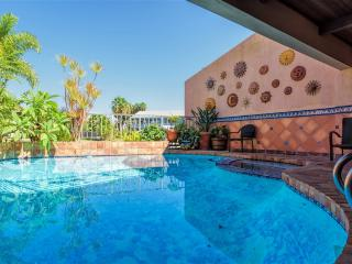 Casa de las Palmas  Private home, pool & boat slip! - South Padre Island vacation rentals