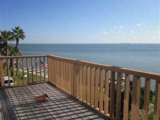 Bayfront sunsets, private master suite and boatslip! - South Padre Island vacation rentals