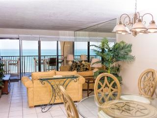 Beachfront, wall to wall 12th floor views! - South Padre Island vacation rentals