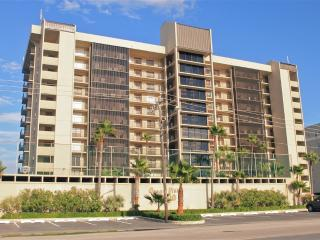 Beachfront corner condo, large balcony! - South Padre Island vacation rentals