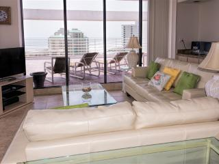 Private sundeck with fabulous oceanfront views! - South Padre Island vacation rentals